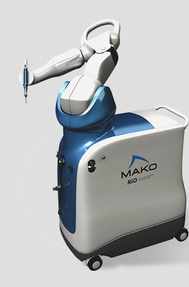 Mako Robotic Arm Assisted